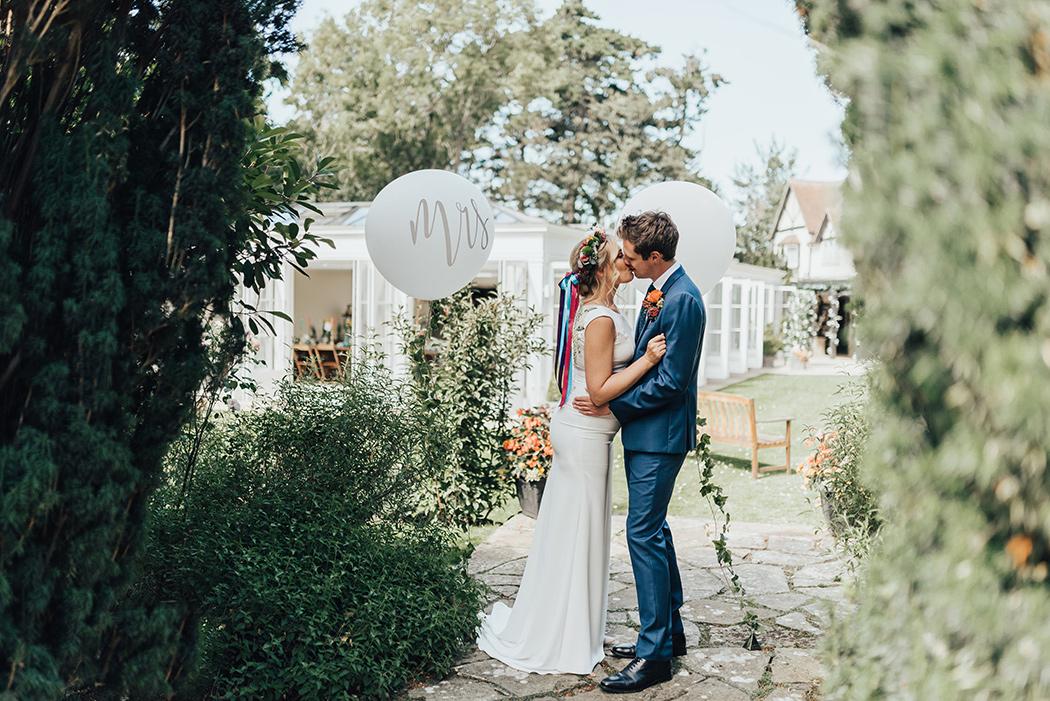 Boho Wedding Inspiration - Boho Beautiful at Hayne House