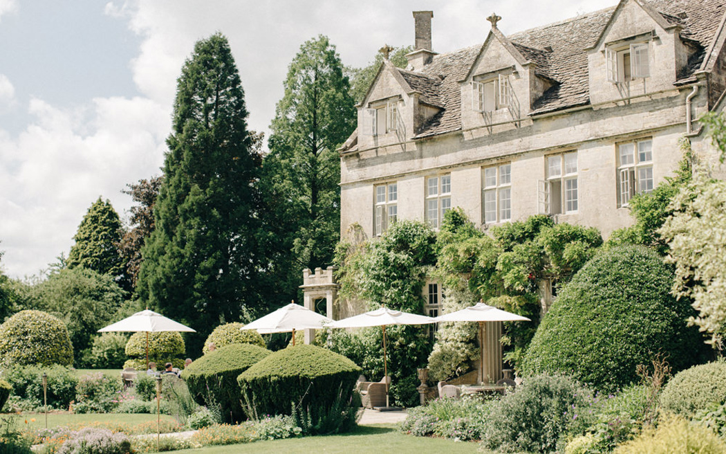 Coco wedding venues slideshow - Cotswold Country House Wedding Venue - Barnsley House Hotel & Spa