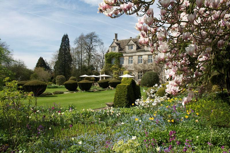 Image courtesy of Barnsley House Hotel & Spa.