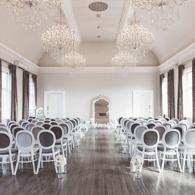 See more about Amalfi White wedding venue in Derbyshire,  East Midlands