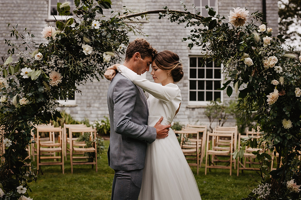 Intimate Wedding Venue - Elope to Treseren for a Small Wedding With Style