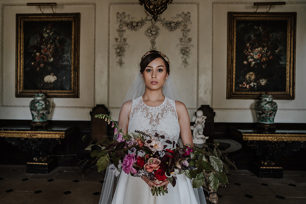 Hampshire Wedding Venue - Eclectic Opulence at Pylewell Park