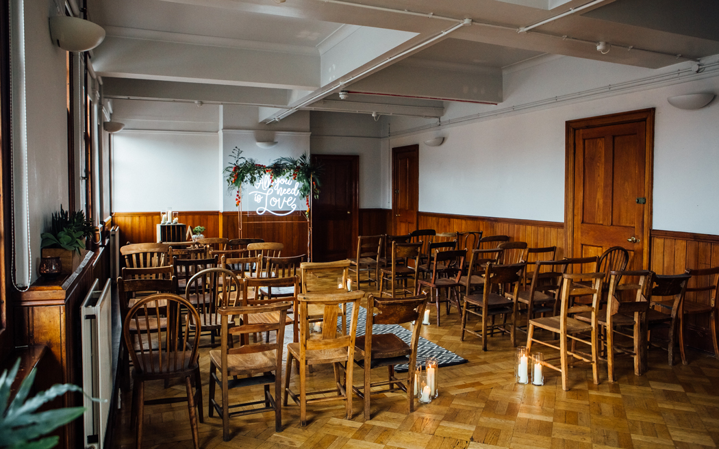 Coco wedding venues slideshow - Industrial Wedding Venue in Leeds, West Yorkshire - The Tetley