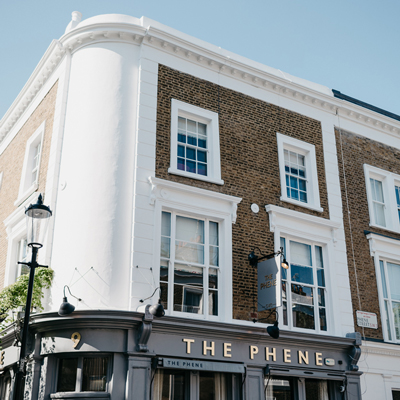See more about The Phene wedding venue in London