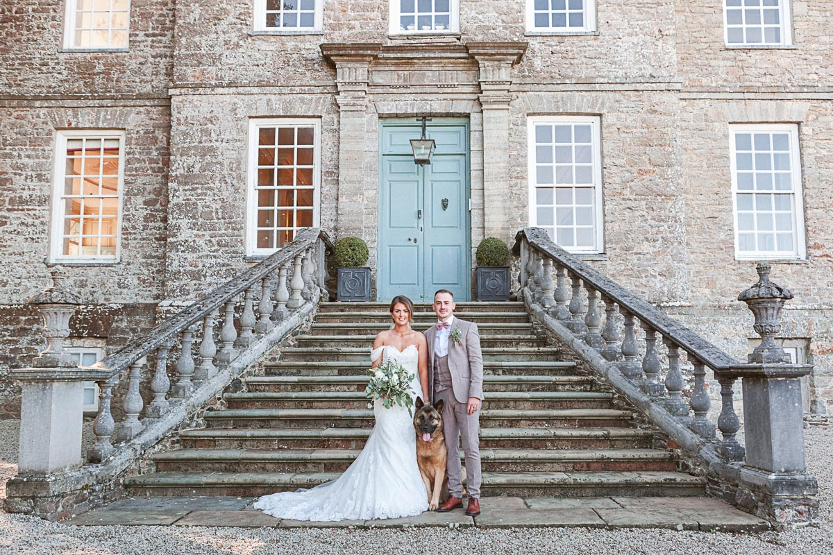 Rustic Wedding Inspiration at Kingston Estate Devon