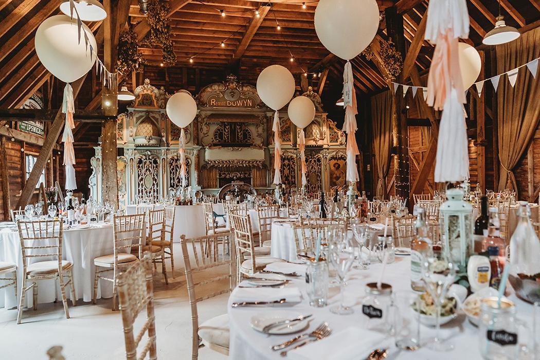 Unique Barn Wedding Venue in Kent - Hello from Preston Court