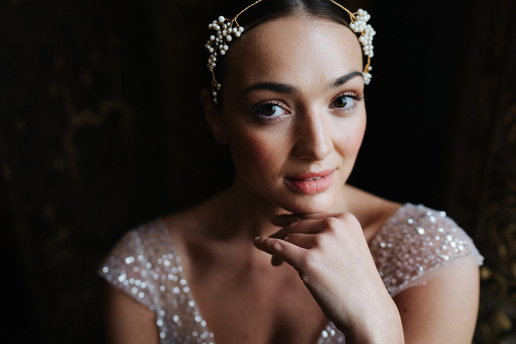 Bridal Accessories by Victoria Fergusson