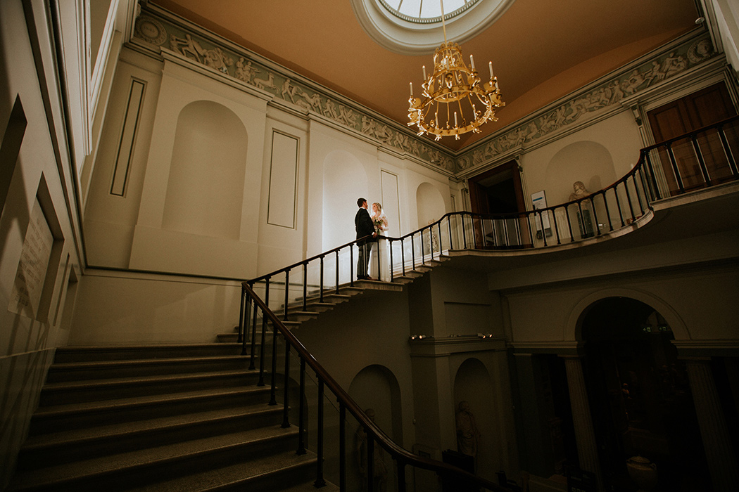Hello from the Ashmolean - Historic Wedding Venue in Oxford