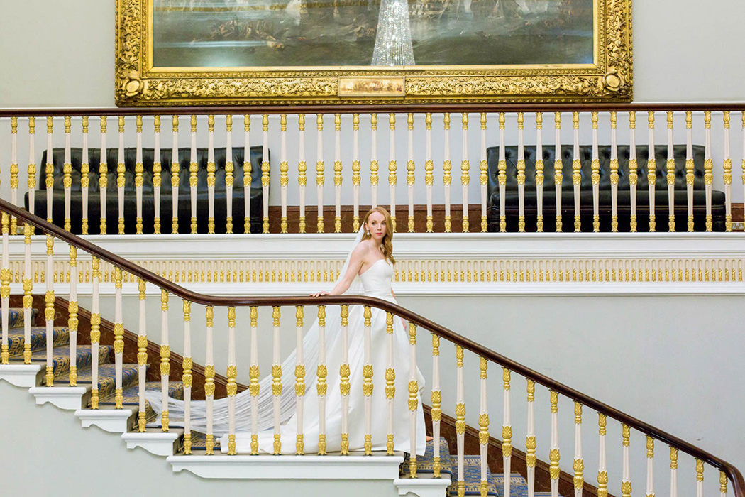 A London Story at 116 Pall Mall - Elegant London Wedding Venue