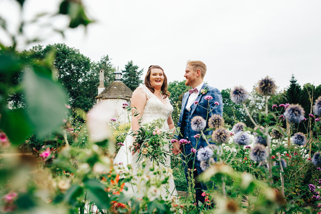 Rustic Wedding at Homme House in Herefordshire, West Midlands