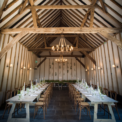 See more about Kimbridge Barn wedding venue in Hampshire,  South East