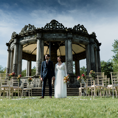 See more about Restoration Yard at Dalkeith Country Park wedding venue in City of Edinburgh,  Scotland
