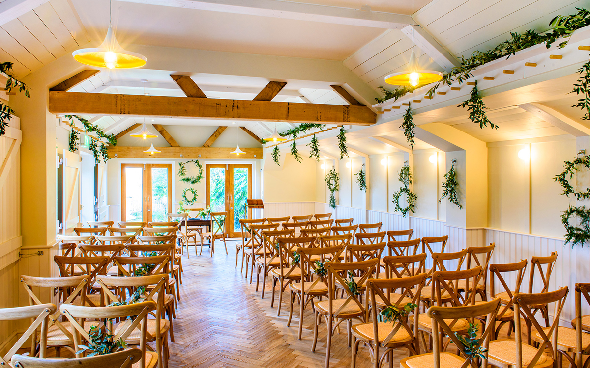 Coco wedding venues slideshow - Intimate Cotswolds Wedding Venue - No.1 Abbey Row