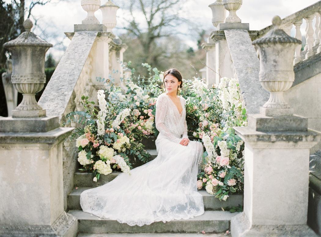 Spring Wedding Inspiration at Chiswick House - London Wedding Venue