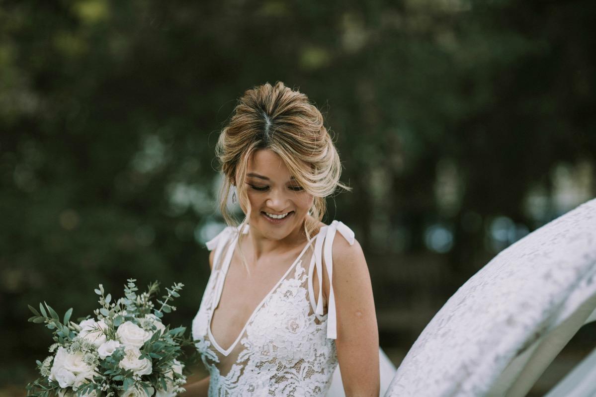 Vegan Bridal Inspiration - Vegan Beauty with Olivia Todd