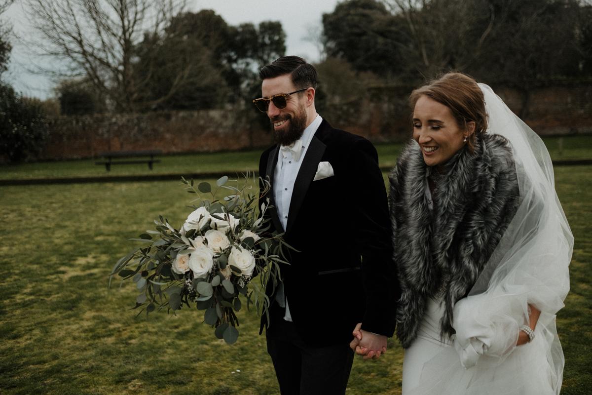 Modern Vintage Wedding Inspiration - Dorset Wedding Venue - The Kings Arms, Christchurch