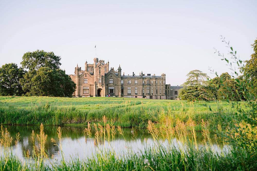 Image courtesy of Allerton Castle.