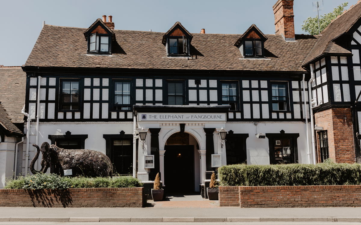 Coco wedding venues slideshow - Boutique Hotel Wedding Venue in Berkshire - The Elephant Hotel
