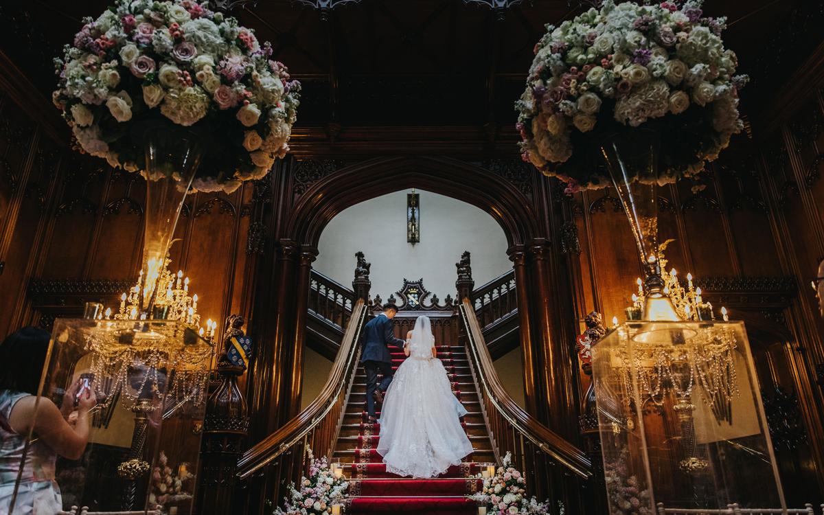 Coco wedding venues slideshow - Castle Wedding Venue in North Yorkshire - Allerton Castle