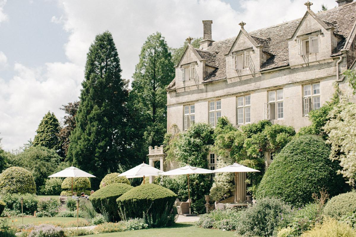 10 Cotswold Wedding Venues