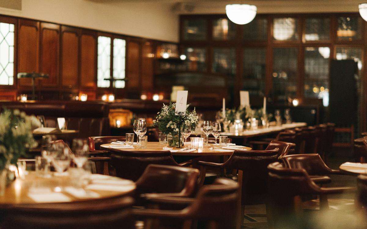 Coco wedding venues slideshow - East London Wedding Venue - Hawksmoor Guildhall