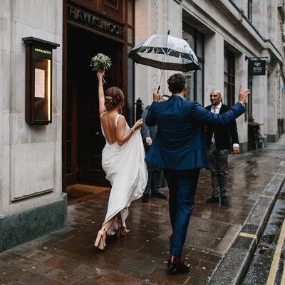See more about Hawksmoor Guildhall wedding venue in London