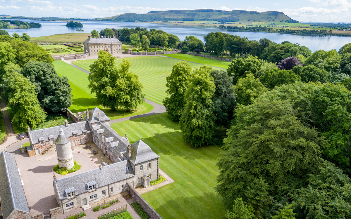 Coco wedding venues slideshow - Exclusive Use Wedding Venue in Perth Scotland - Kinross House Estate