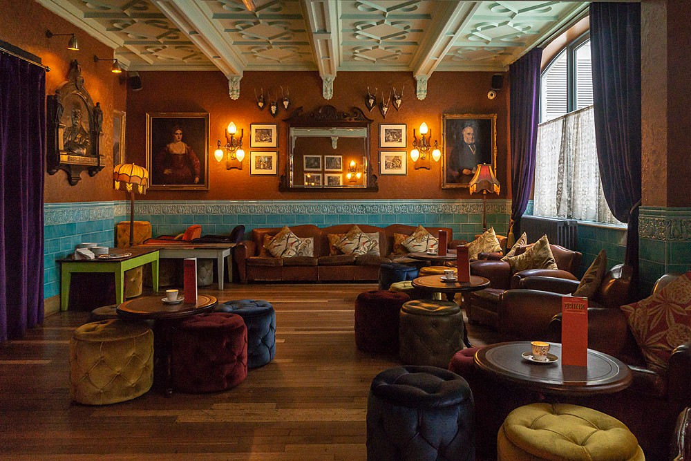 Image courtesy of Cosy Club Birmingham.