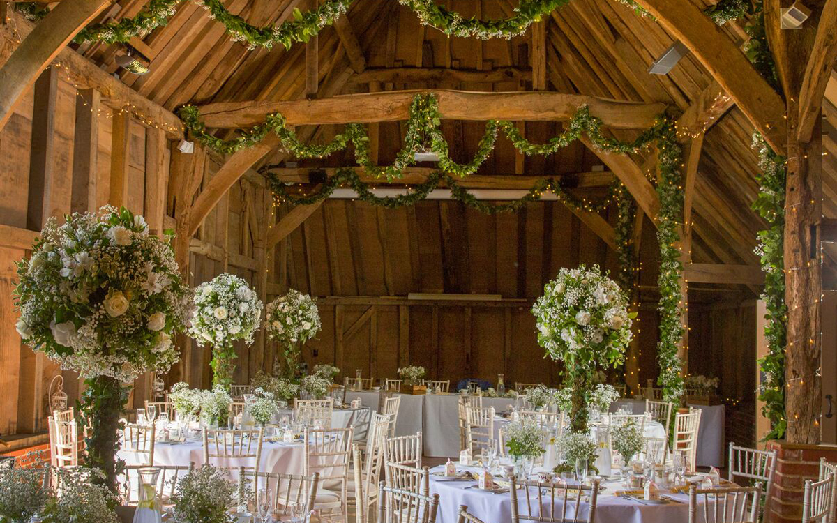 Coco wedding venues slideshow - Wedding Venue in Hampshire - Gilbert White & The Oates Collection