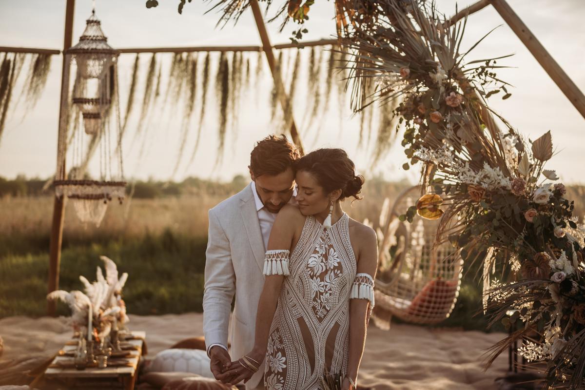 Bohemian Woodland Wedding Inspiration - Wild Ones at Wilderness