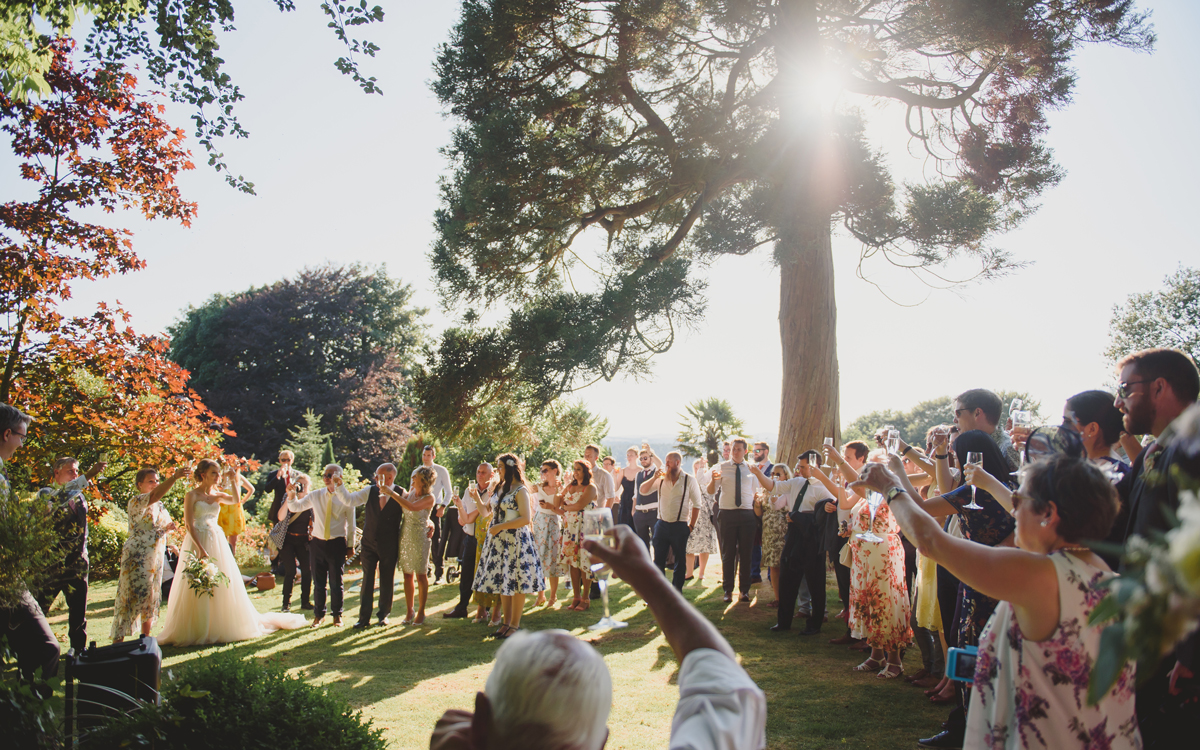 Coco wedding venues slideshow - Country House Hotel Wedding Venue in Devon - The Horn of Plenty