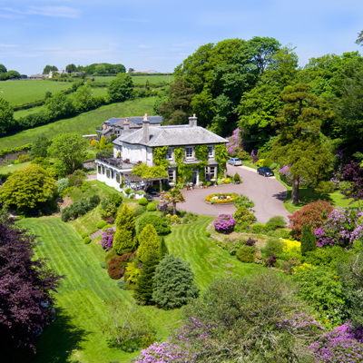 See more about The Horn of Plenty wedding venue in Devon,  South West