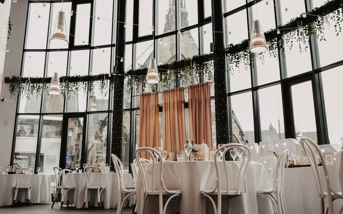 Coco wedding venues slideshow - Creative Space Wedding Venue in Liverpool - SIREN Liverpool