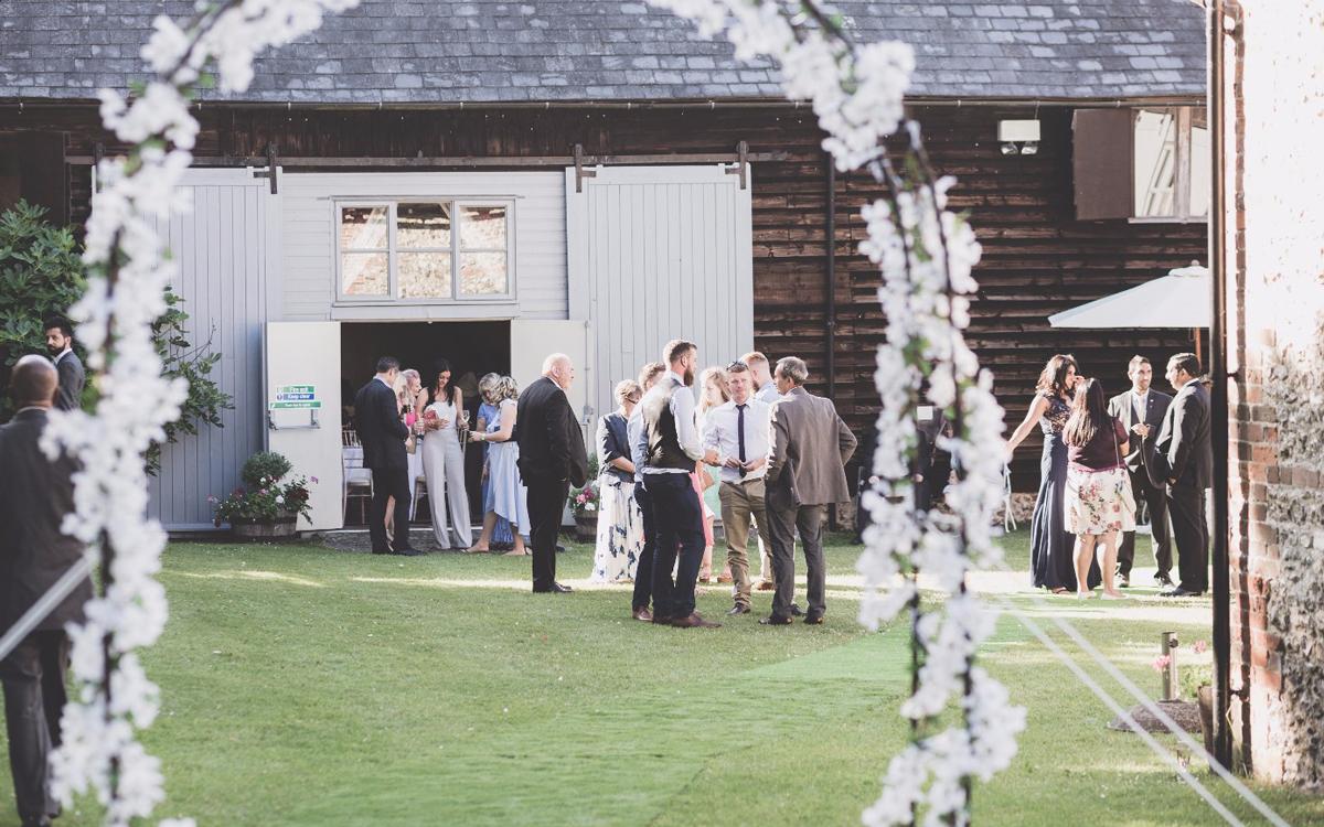Coco wedding venues slideshow - Barn Wedding Venue in Berkshire - Combe Manor Barns