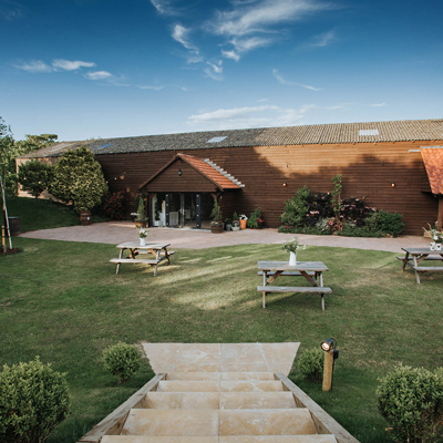 See more about Reach Court Farm Weddings wedding venue in Kent,  South East