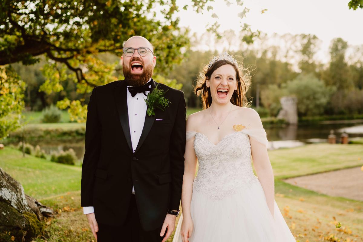 Black Tie Wedding at Oxnead Hall in Norfolk - Lois & Rusty