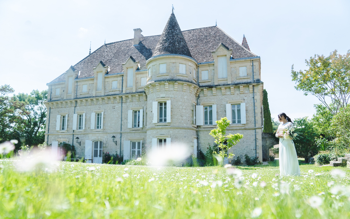 Coco wedding venues slideshow - Chateau Wedding Venue in France - Chateau Plombis