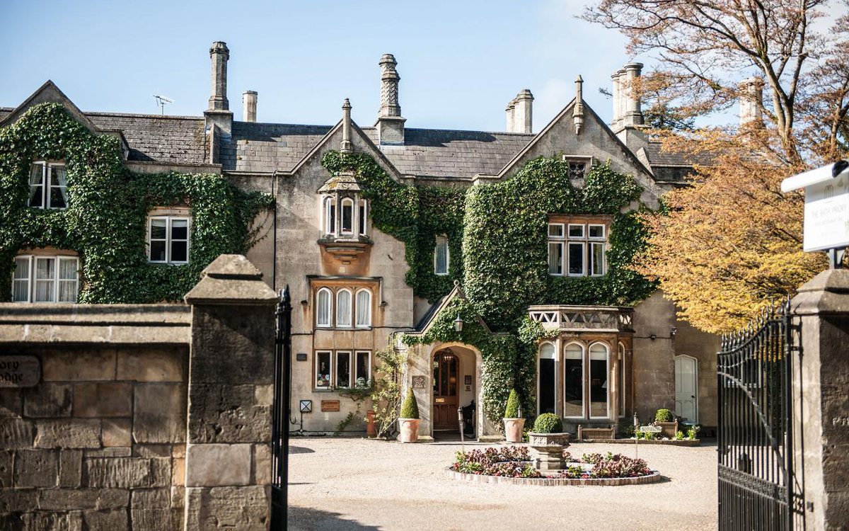 Coco wedding venues slideshow - Hotel Wedding Venue in Bath - The Bath Priory Hotel