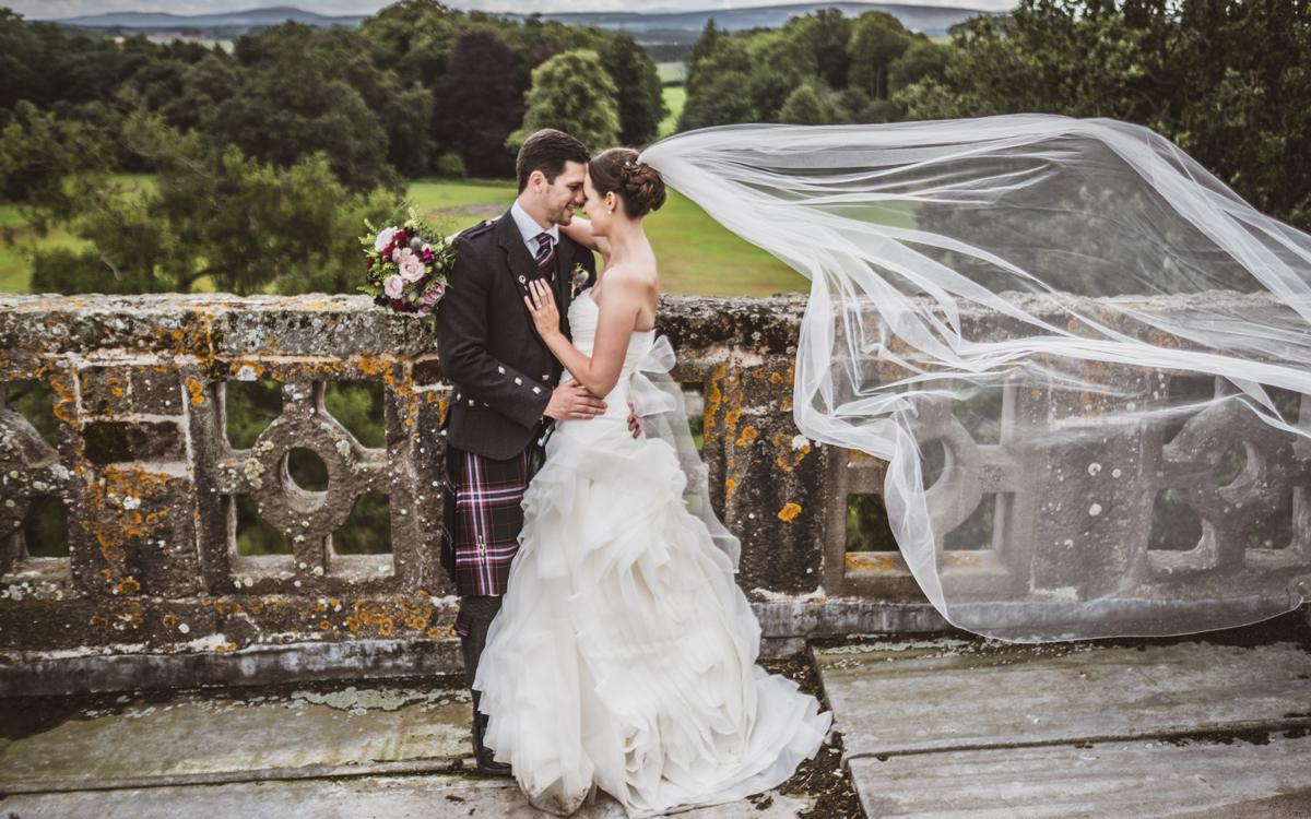 Coco wedding venues slideshow - Marquee Wedding Venue in Scotland - Innes House