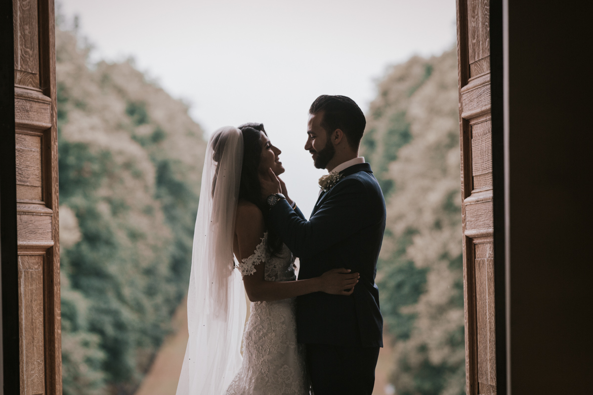 Mediterranean and Indian Wedding at Braxted Park - Mohini & David