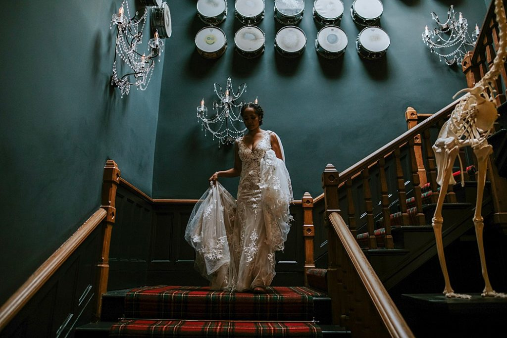 Image by Enchanted Brides.