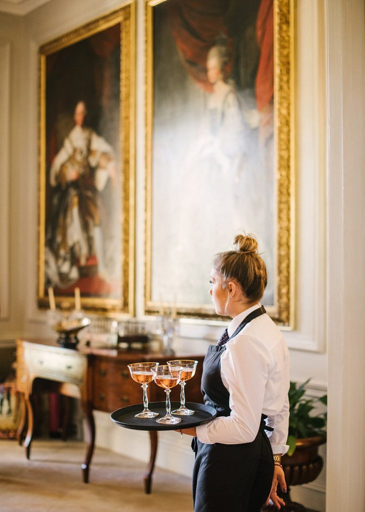 Image by Hannah Duffy Photography | Crown Catering Cambridge.