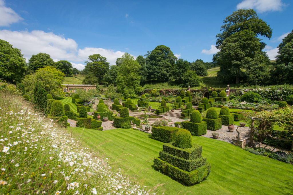 Image courtesy of Mapperton House & Gardens.