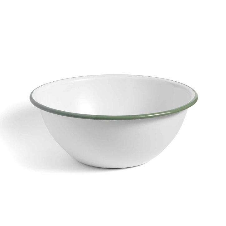 Hempton Enamelware Serving Bowl, Medium