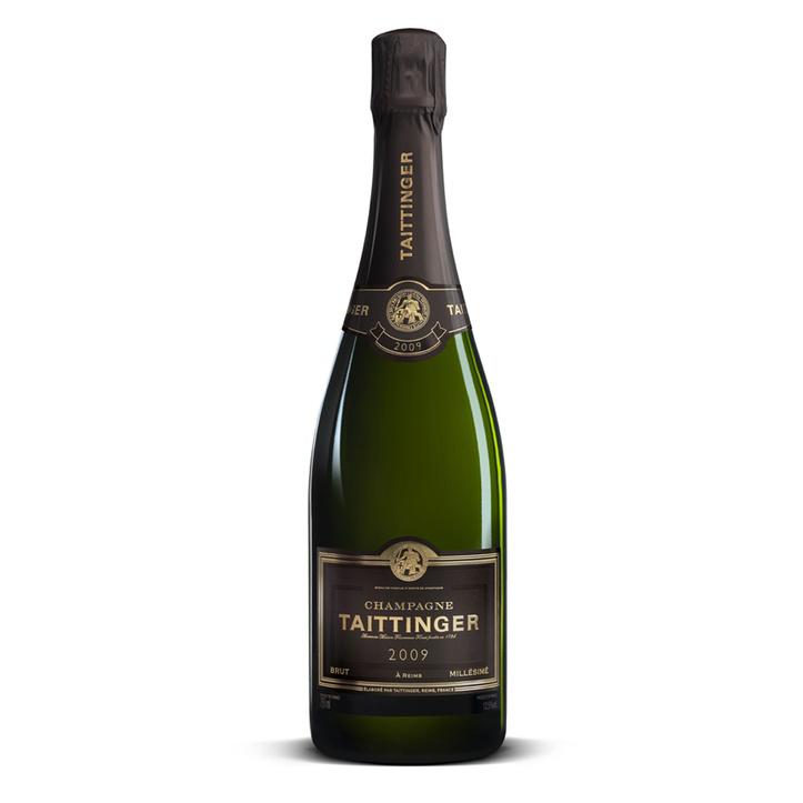 Champagne Taittinger Vintage Brut, France