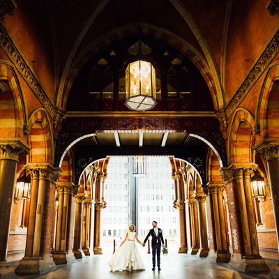 See more about St Pancras Brasserie and Champagne Bar by Searcys wedding venue in London