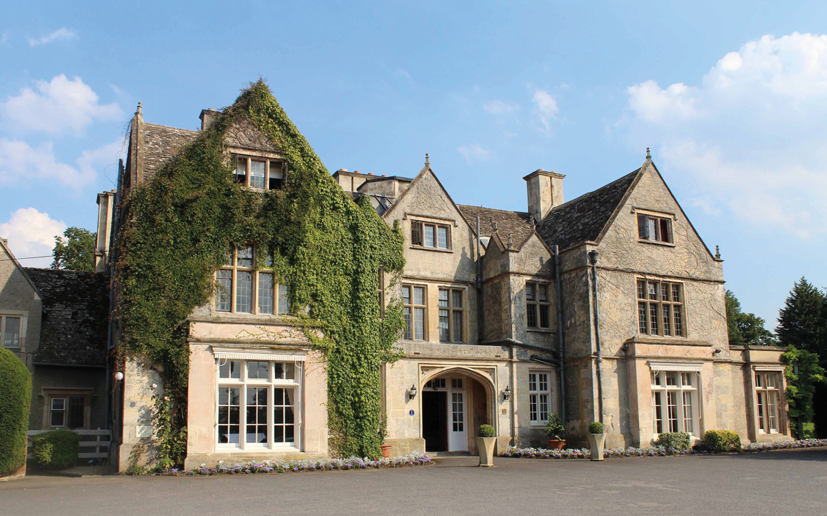 Coco wedding venues slideshow - The Greenway Hotel and Spa, Gloucestershire/The Cotswolds.
