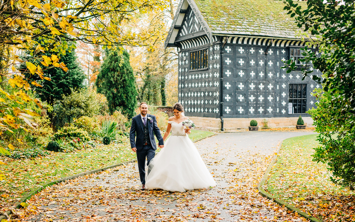 Coco wedding venues slideshow - Country House Wedding Venue in Lancashire - Samlesbury Hall