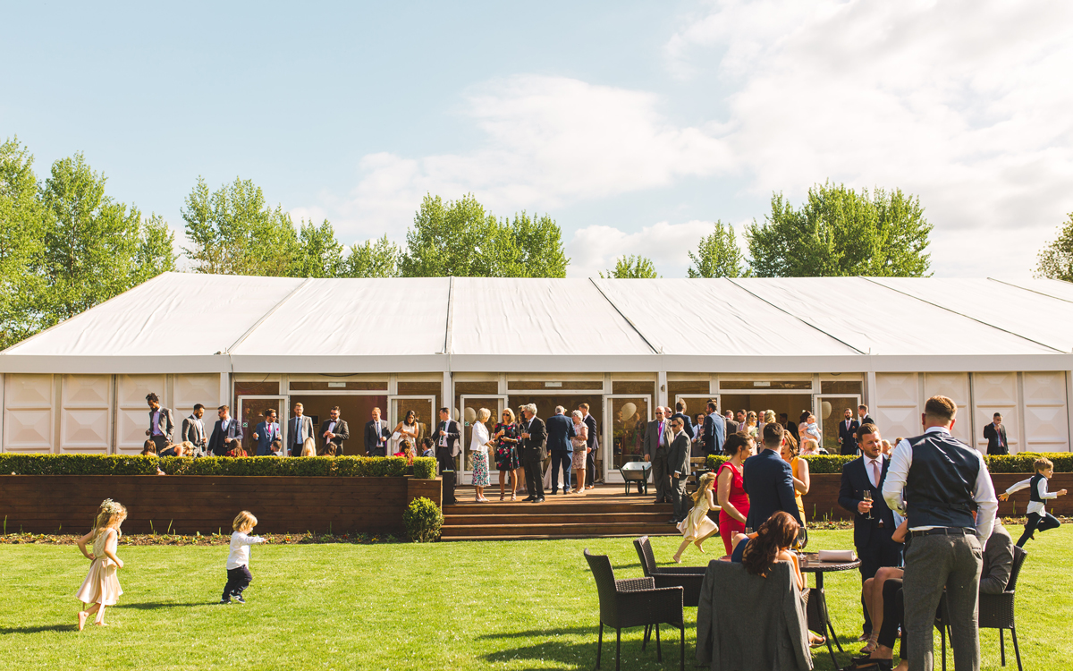Coco wedding venues slideshow - Party Wedding Venue in Surrey - The Conservatory at Painshill