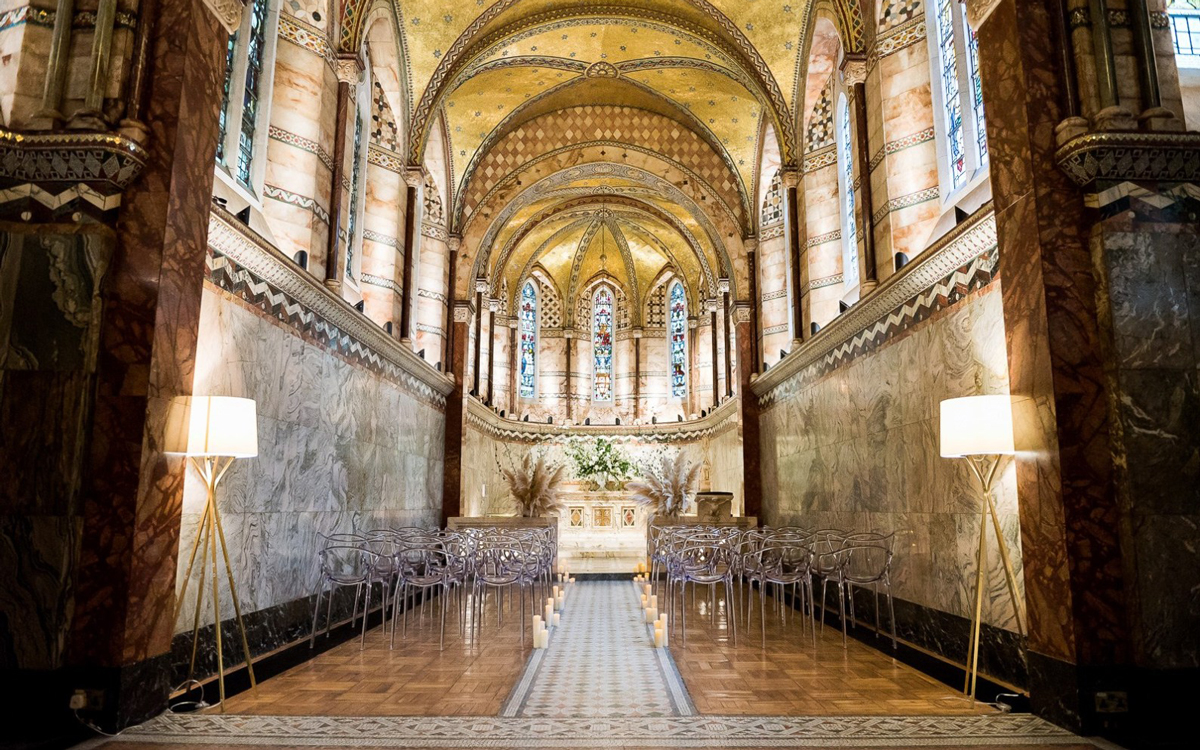 Coco wedding venues slideshow - Wedding Venue in Fitzrovia London - Percy & Founders